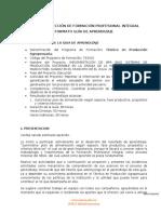 GUIA SUMINISTRAR PLAN DE ALIMENTACION