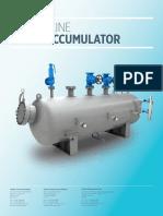Brochure Steam Accumulator
