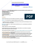 04 SEM. EXAMEN DE INFECTOLOGÍA