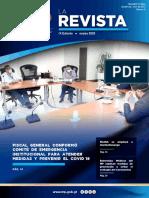 """Ministerio Público Guatemala """"La Revista"""""""
