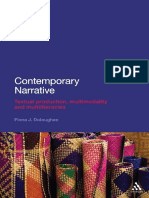 Fiona J. Doloughan - Contemporary Narrative_ Textual Production, Multimodality and Multiliteracies  -Continuum International Publishing Group (2011)