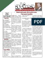 Datina - Ediție Națională - 9-10.05.2020 - prima pagină
