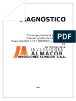 DIAGNOSTICO ALMACOR S.A.S.