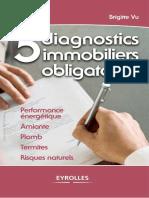 5 diagnostics immobiliers obligatoires