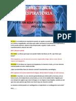 POR EL DR SOSA Y LOS ALUMNOS DE LA PFO 32 IR