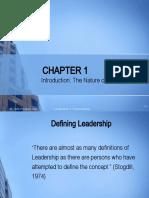 Leadership in Organizations Kortversjon