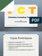 VCT HIV AIDS