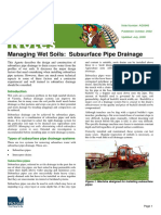 AG0948 Managing Wet Soils_ Subsurface Pipe Drainage