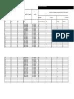 Estructura Tabulación Encuesta Equipo No.1 PROPEC