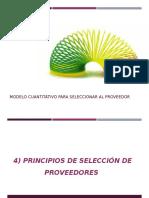 Sesion 30 de Marzo. Prinicipios de seleccion de proveedores. .pptx