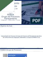 GP_Aula_05 PMBOK Processos Planejamento_Integracao Stakeholders Escopo [769]