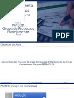 GP_Aula_07 PMBOK Processos Planejamento_Risco