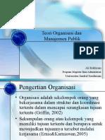 Pengantar Organisasi Dan Manajemen2 (1)