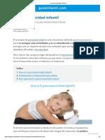 bajar La psicomotricidad infantil
