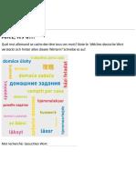 01 Allez, les d...! - dis donc! 6 - Lehrmittelverlag Zürich