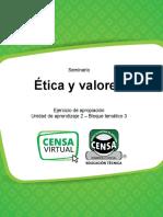 SemEtica_U2_B3_apropiación_etica_empresarial