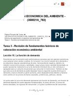 358021A_762_ Tarea 3 - Revisión de fundamentos teóricos de valoración económica ambiental_ Lección 16. La función de demanda