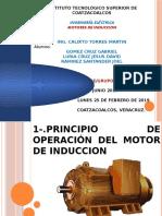 MOTORES DE INDUCCION 1.5 DEVANADOS EN ESPIRAL.pptx