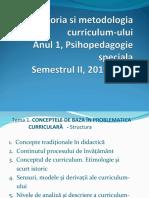 Tema 1 Curriculum