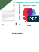 Conversaciones:la Gestión Del Diálogo en Organizaciones Desafiantes.