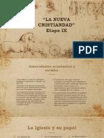 Historia de la Iglesia Ix etapa