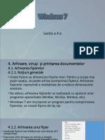 4.Sistemul de operare Windows 7-lectia 4