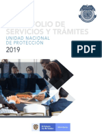 Portafolio de Servicios y Tramites UNP