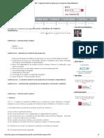 APIMEC - Código de Conduta da Apimec para o Analista de Valores Mobiliários