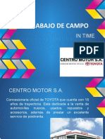IN TIME - CENTRO MOTOR S.A.pptx