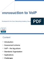 3 Introduction to VoIP