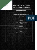 estructura organizacional nuvoil