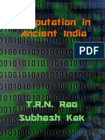 Subhash Kak - Computation in Ancient India-Mount Meru Publishing (2016).pdf