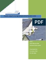 First Report Propeller Design FYP 2003