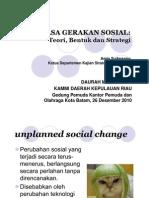 Rekayasa Gerakan Sosial - DM 2 KAMMI Kepulauan Riau di Batam