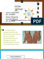 Dermatitis ocupacional