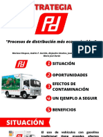 Proceso de Distribucion eco-responsable