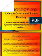 Sociological Perspectives 1