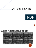 Narrative texts