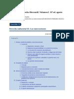 R12-Derecho industrial I. Las nnovaciones