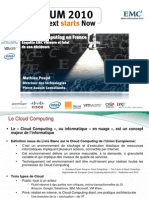 Cloud Computing Pujol