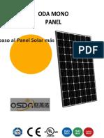 Panel-Solar-OSDA