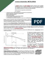 procesos industriales - Metalúrgica - 2010