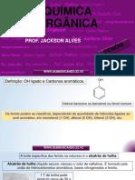Química Orgânica - Fenóis