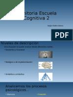 Psicología cognitiva 2