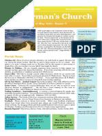 st germans newsletter - 10 may 2020 easter v