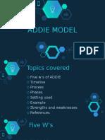 addie presentation - sharin  1