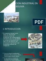 contaminacion industrial en bolivia(resumen)