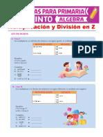2_Multiplicación-y-División-de-Números-Enteros-para-Quinto-de-Primaria