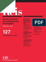 Nocera, P (2009) Los usos del concepto de efervescencia y la dinámica de las representaciones colectivas en la sociología durkheimiana, REIS 127.pdf