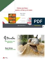 Elbuenoelfeoyelmalo_RaulSiles-DinoSec_v1.0